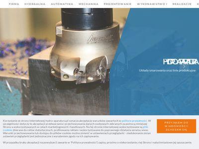 Hydro-aparatura.pl obróbka mechaniczna