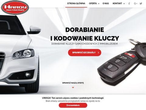 Hardymultiserwis.pl naprawa obuwia