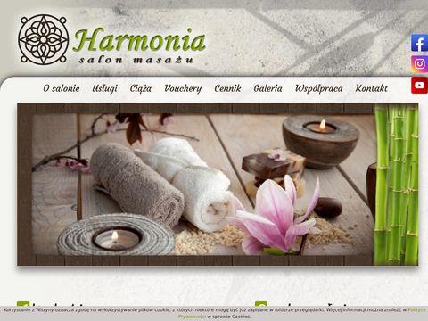 Harmonia-masaz.pl - masaż ciążowy