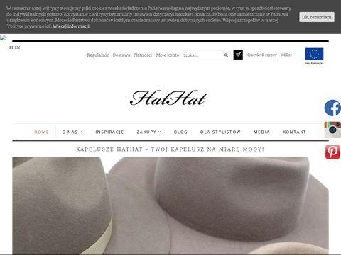 Toczek - kapelusze damskie HatHat