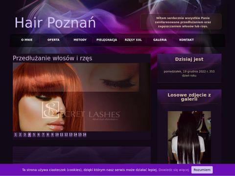 Hair-poznan.pl Rzęsy Poznań
