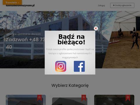Halenamiotoweuzywane.pl