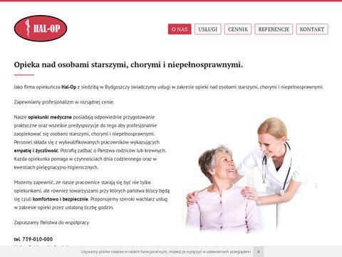 Halop.pl opieka domowa