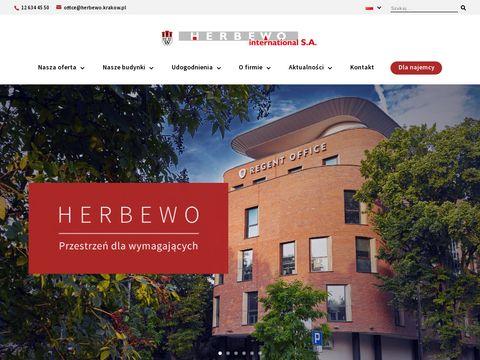 Wynajem biur Kraków