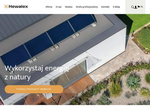 Hewalex - energia odnawialna
