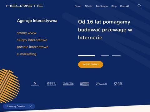 Heuristic.pl aplikacje webowe