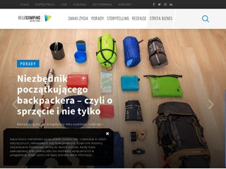 Hellocamping.pl - styl życia