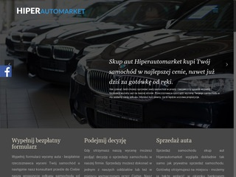 Hiperautomarket.pl skup samochodów Wrocław