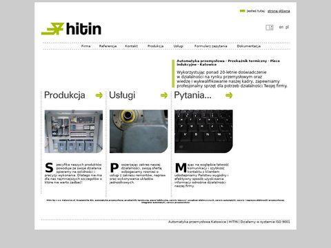 Hitin.pl - automatyka przemysłowa