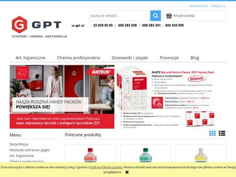 Higienagpt.pl chemia profesjonalna