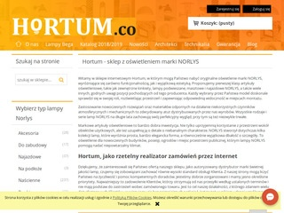 Hortum.co dystrybutor norlys