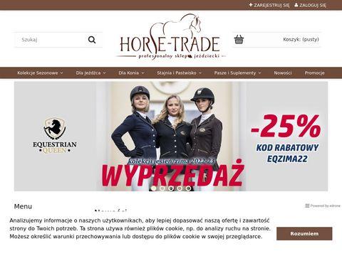 Horse-trade.pl akcesoria jeździeckie