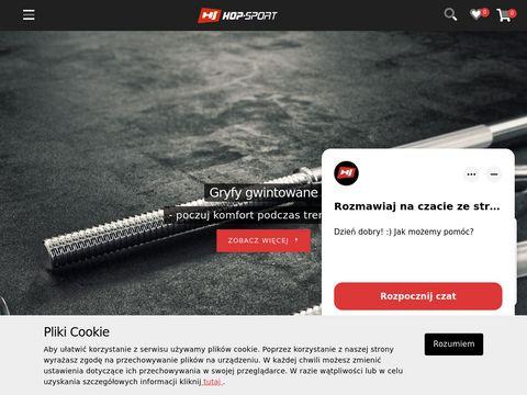 Hop-sport.pl - internetowy sklep sportowy
