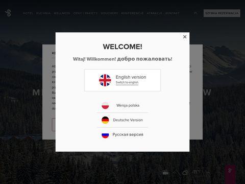 Bukovina hotel