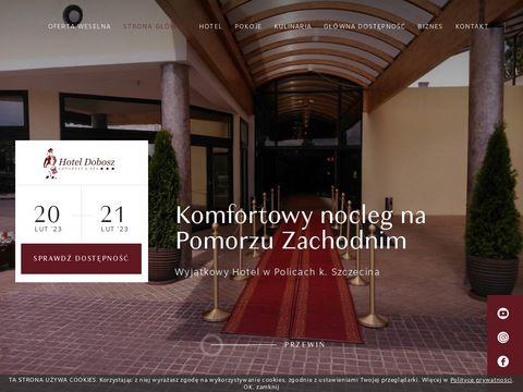 Hoteldobosz.eu hotel w Szczecinie