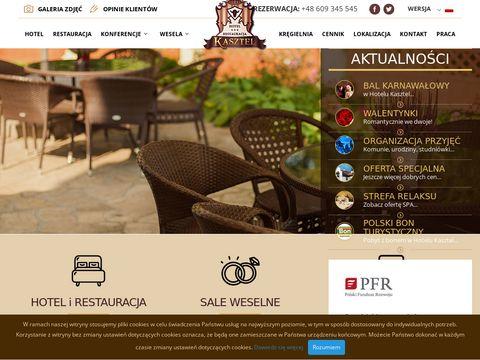 Hotelkasztel.pl obiekty konferencyjne