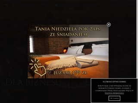 Hotelkrasicki.pl na Mazurach