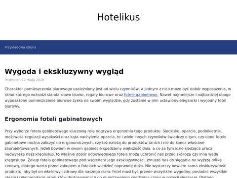 Hotelikus.com.pl - hotele Zielona Góra