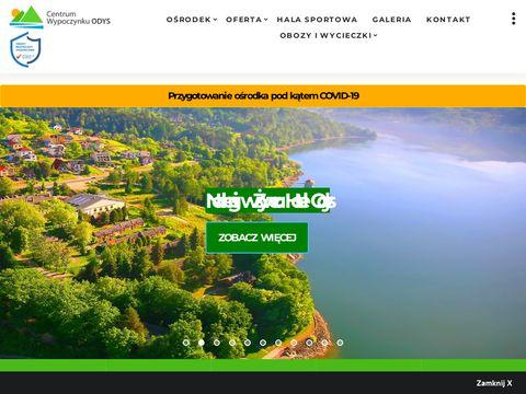 Hotelodys.pl hala sportowa Beskidy