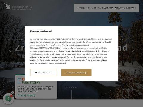 Hotelnowagdynia.pl restauracja w Łodzi