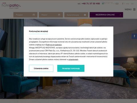 Hotelpatio.pl - sale konferencyjne Wrocław