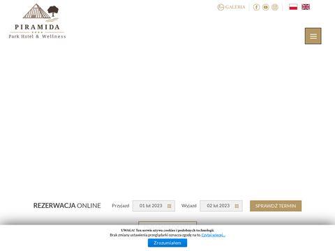 Piramida sala konferencyjna Katowice hotel