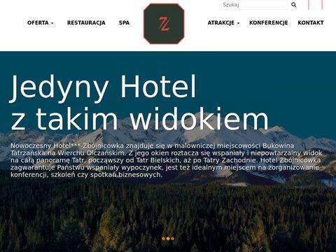 Hotelzbojnicowka.pl
