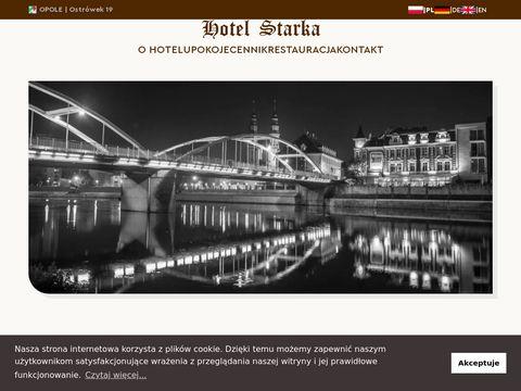 Hotele Opole – wygodne łóżko w Hotelu Starka