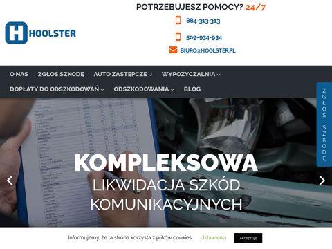 Hoolster.pl obsługa i pomoc z odszkodowaniami