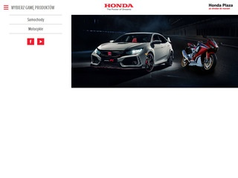 Hondaplaza.pl