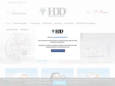 Hol-Dental Depot dystrybutor Vertex