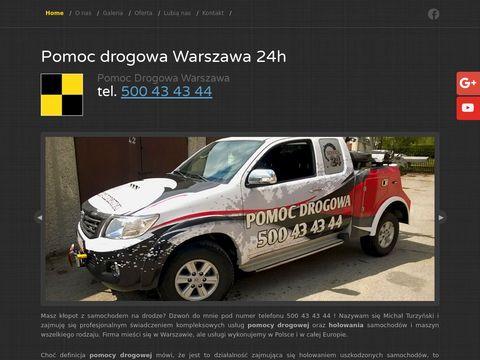 Holowanie-tanio.warszawa.pl