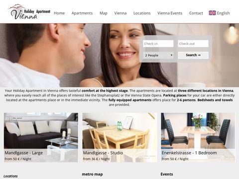 Apartamenty w Wiedniu