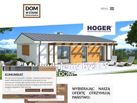 Hoger gotowe tanie domy