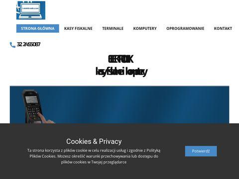 I-elektronik.com kasy fiskalne