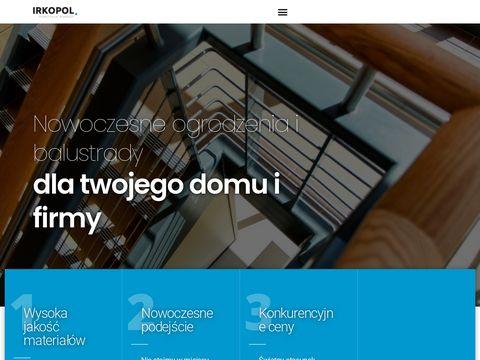 Irkopol.pl - usługi ślusarskie i spawalnicze