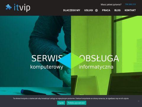 Itvip.pl - pogotowie komputerowe