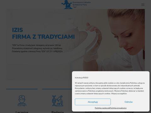 Izis.waw.pl usg 4d Warszawa