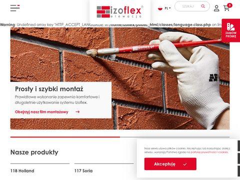 INESTA okładziny Izoflex
