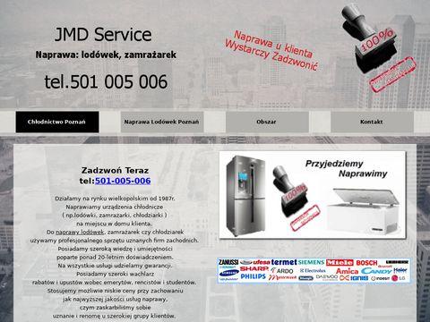 Ice-service.pl naprawa lodówek Poznań i okolice