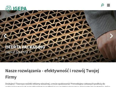 Igepa-Viscom.pl - plotery Roland