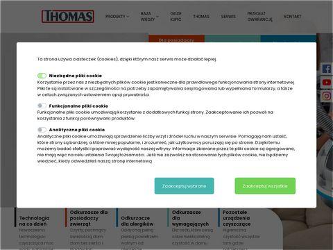IdealnyOdkurzacz.pl - filtry hepa