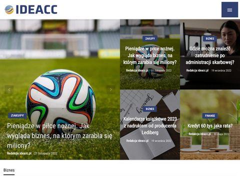 Ideacc.pl pozyskiwanie klientów