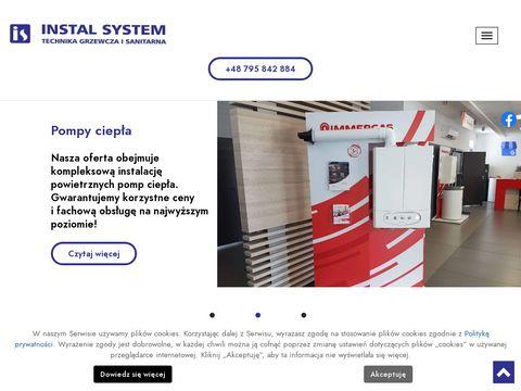 Instal-system.pl instalacje wodne Zielona Góra