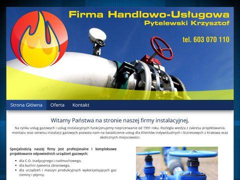 FHU naprawa instalacji gazowych