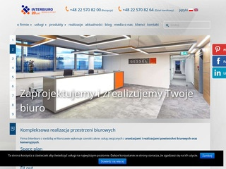 Interbiuro fit out