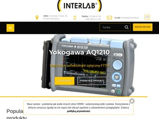 Interlab.pl - reflektometry