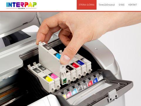 INTERPAP Polska - tusze i tonery do drukarek