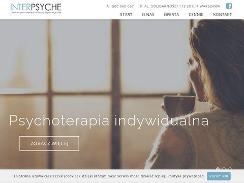 Interpsyche.pl terapia rodzin