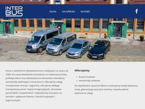 Inter-bus.eu Szczecin wynajem